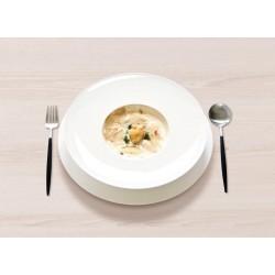 Assiette SOUPE TABLE
