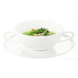 bol à soupe avec deux anses A TABLE 20 CL
